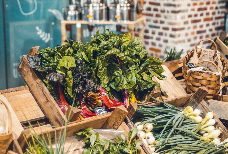 SVSG- Ferme du Peuplier – Légumes
